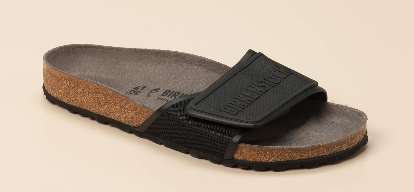 48e1ee69d453ce Birkenstock Herren Pantolette Tema in schwarz kaufen