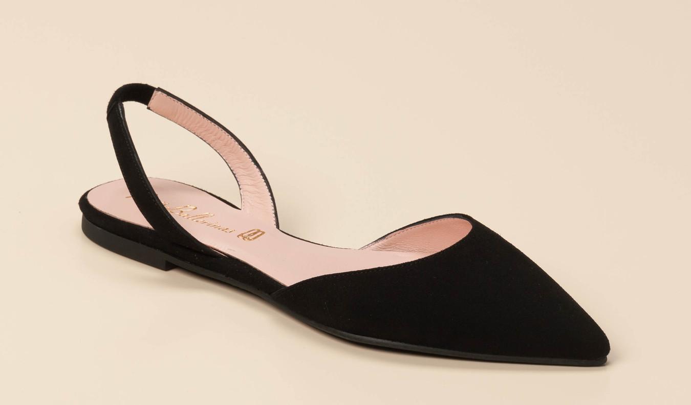 41084bd4d33df3 Pretty Ballerinas Damen Slingpumps in schwarz kaufen