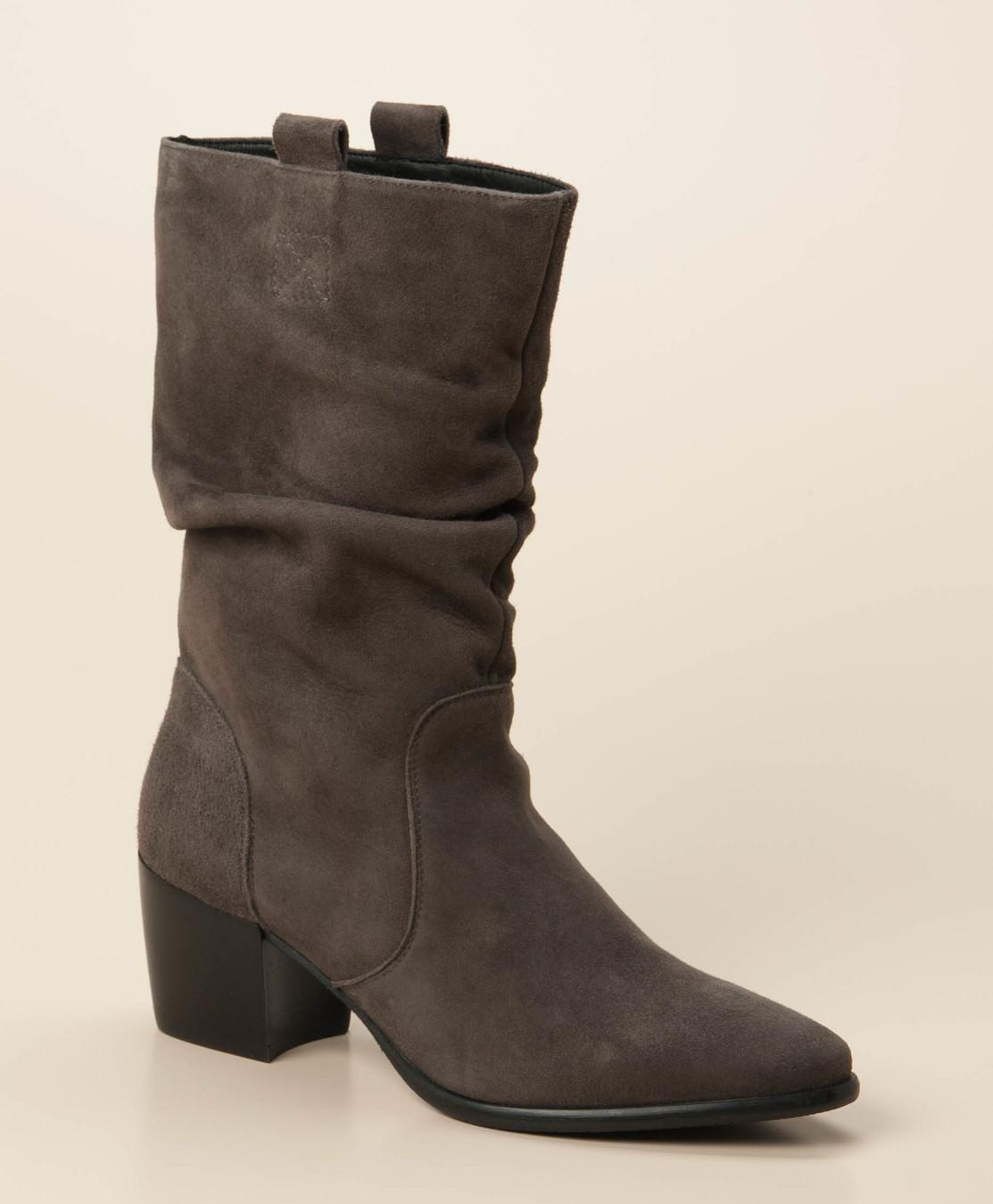 DONNA CAROLINA DAMEN Stiefel Stiefelette Boots Gr. 38,5 Nr