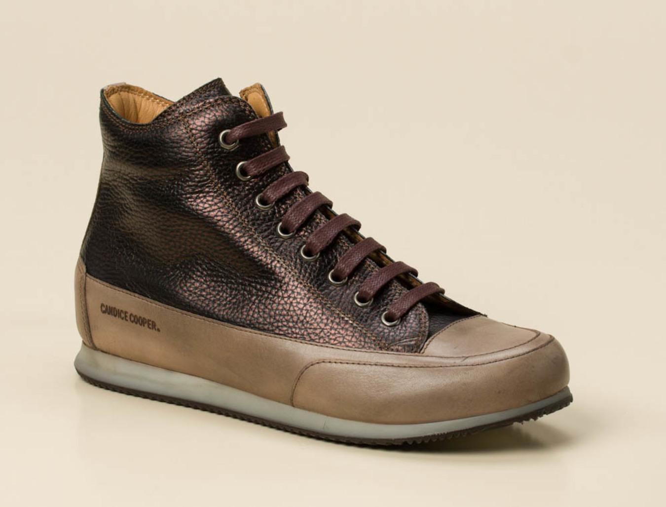 aaafcc4cf43be9 Candice Cooper Damen Sneaker high in braun kaufen