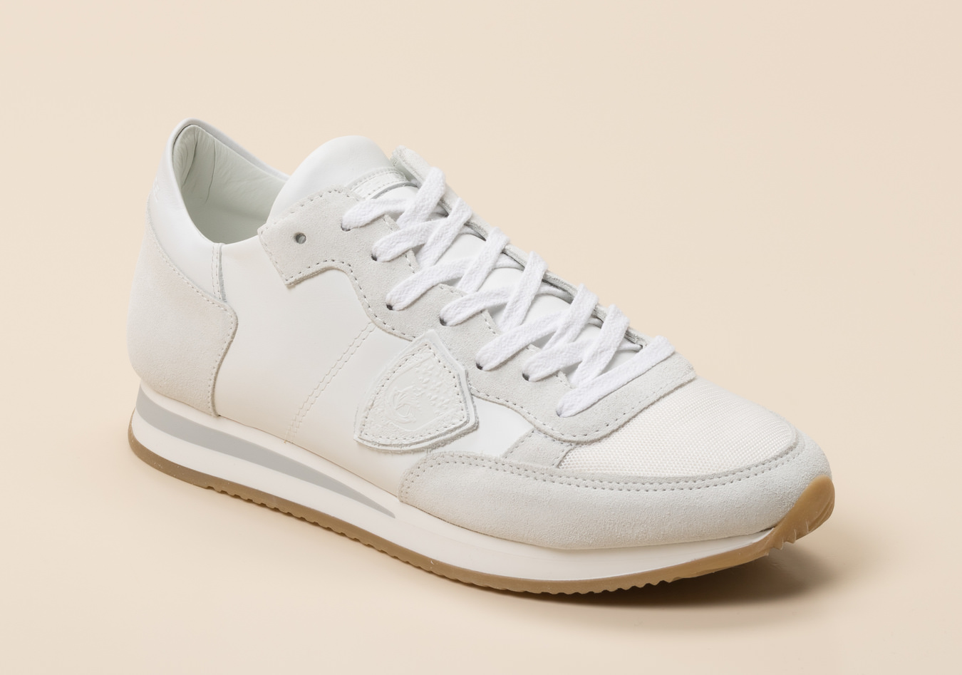 cheap for discount ced21 9d7d3 Philippe Model Paris Damen Sneaker in weiß kaufen | Zumnorde Online-Shop