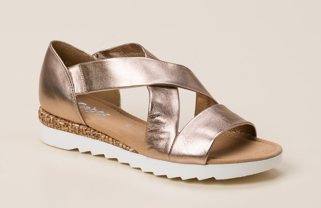 Sandalen von Gabor in Pink für Damen