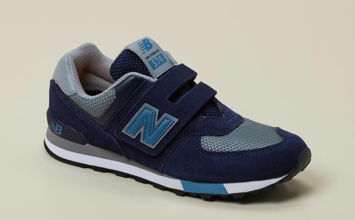 New Balance Kinder Sneaker in dunkelgrau kaufen | Zumnorde Online Shop