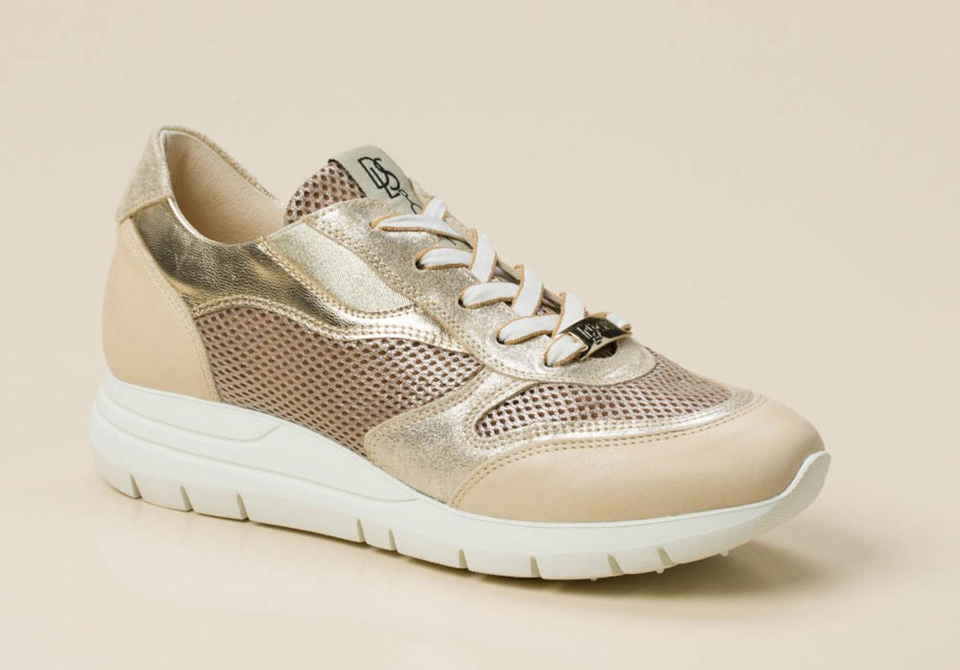 DL Sport Damen Sneaker in beige kaufen | Zumnorde Online Shop