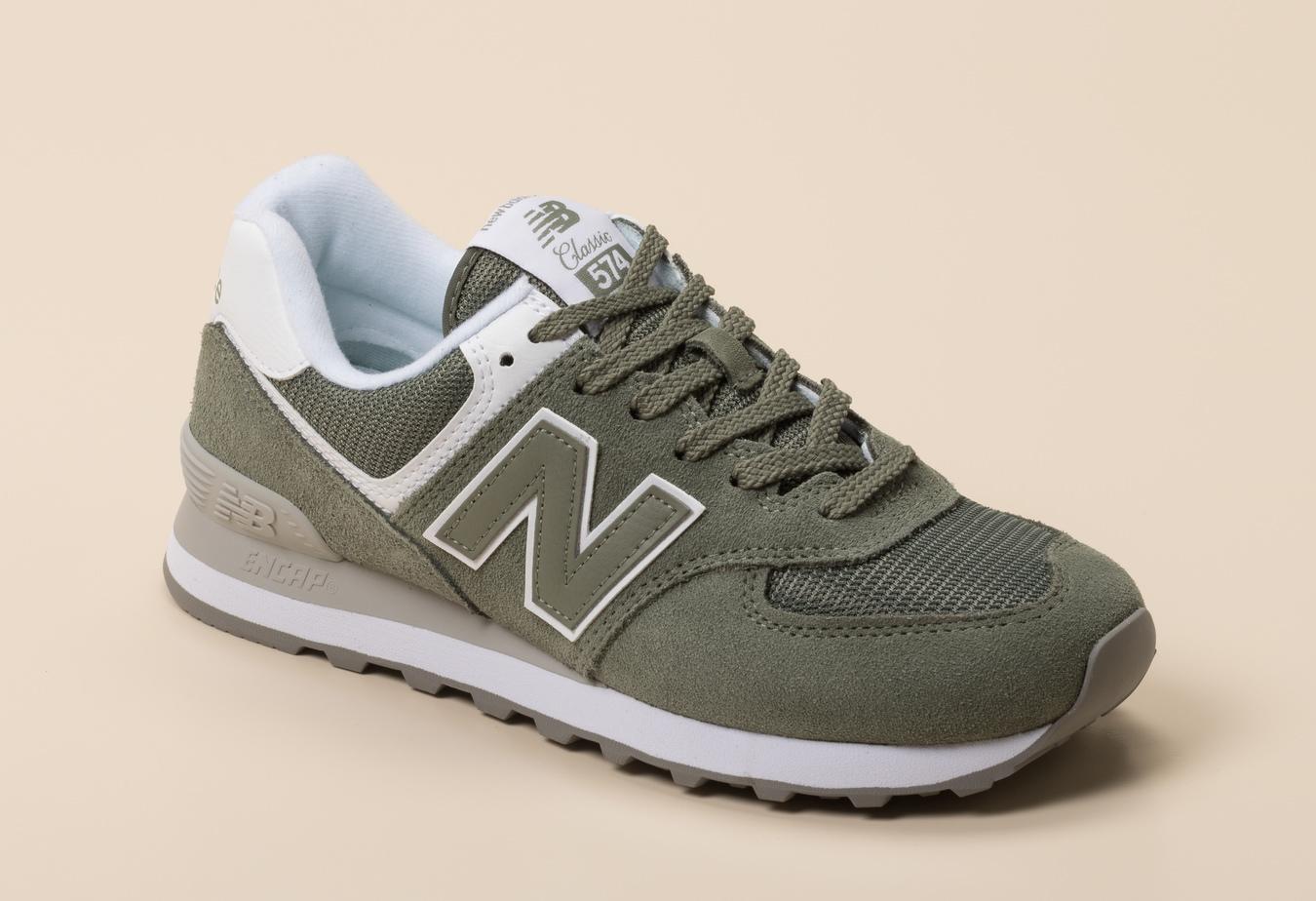 Sonderrabatt von großer Lagerverkauf beste website New Balance Damen Sneaker in khaki/oliv kaufen | Zumnorde Online-Shop