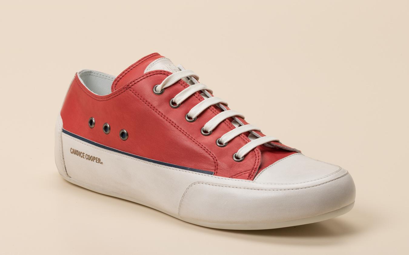 Candice Cooper Herren Sneaker in rot kaufen   Zumnorde Online Shop