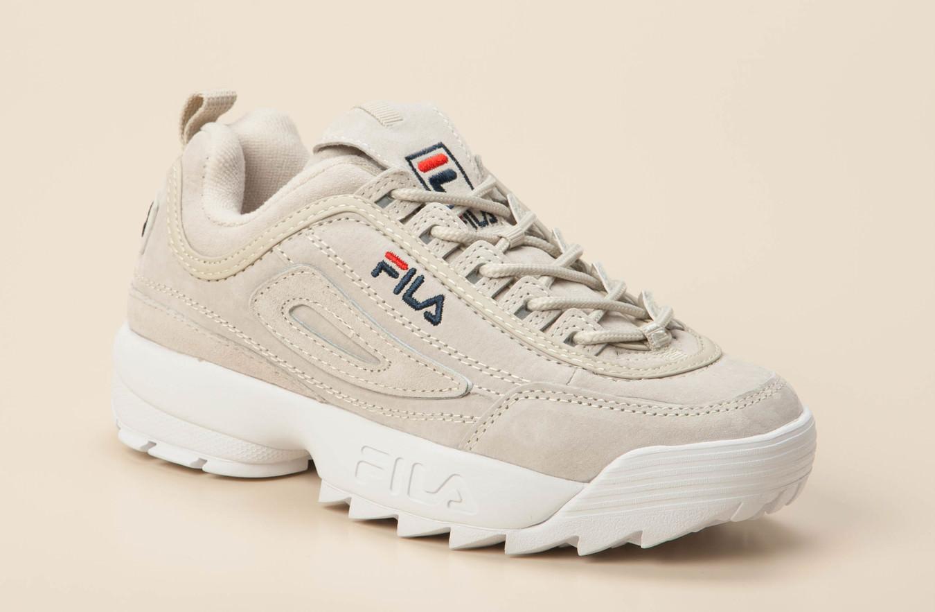 Fila Damen Sneaker in beige kaufen | Zumnorde Online-Shop