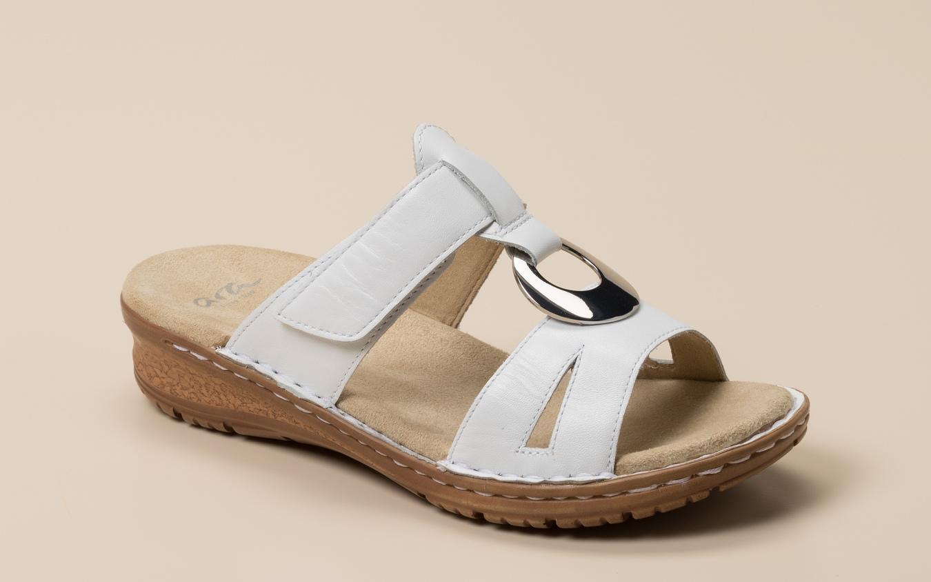 Ara Damen Pantolette in weiß kaufen | Zumnorde Online Shop yU1rO