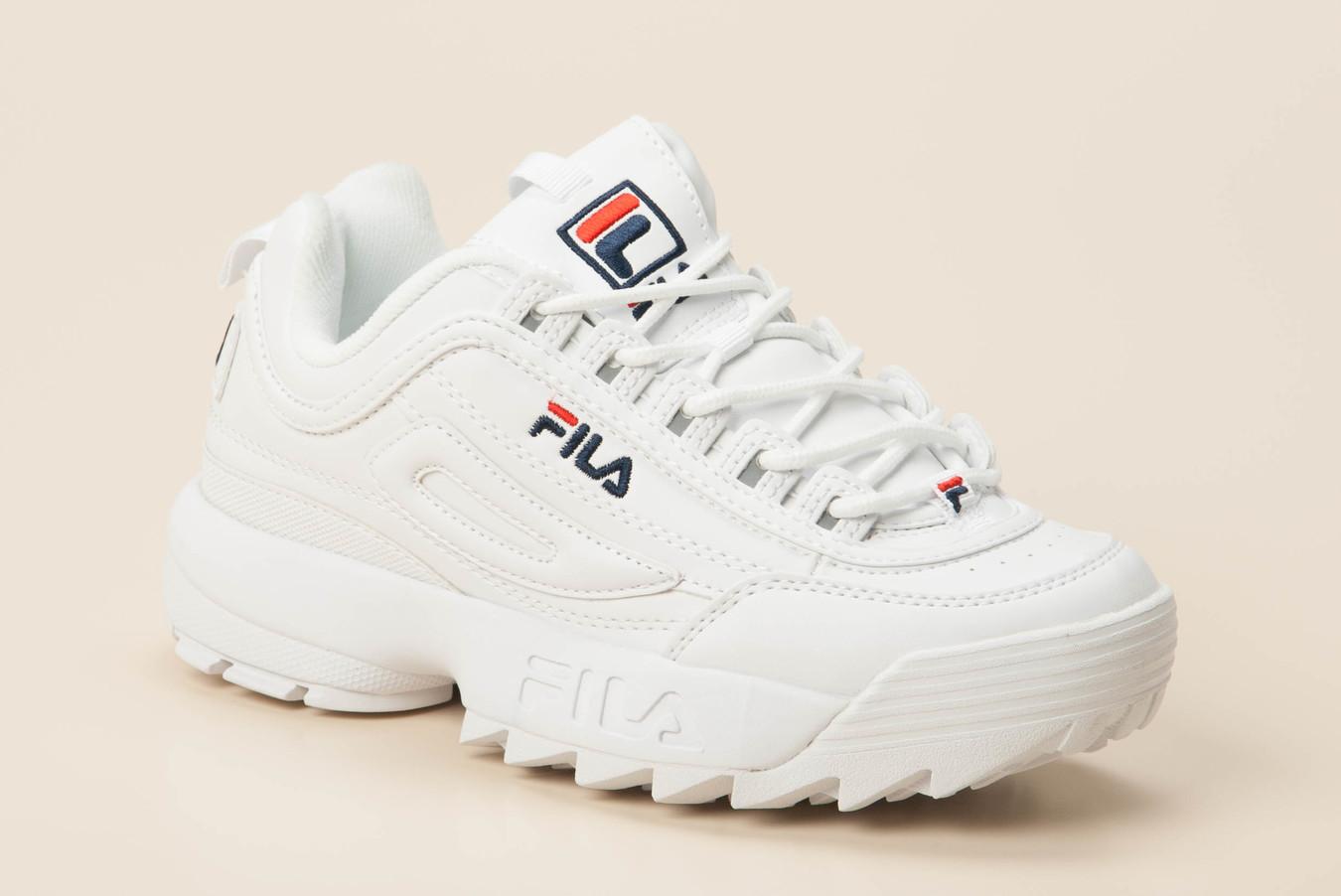 Fila Damen Sneaker in weiß kaufen | Zumnorde Online-Shop