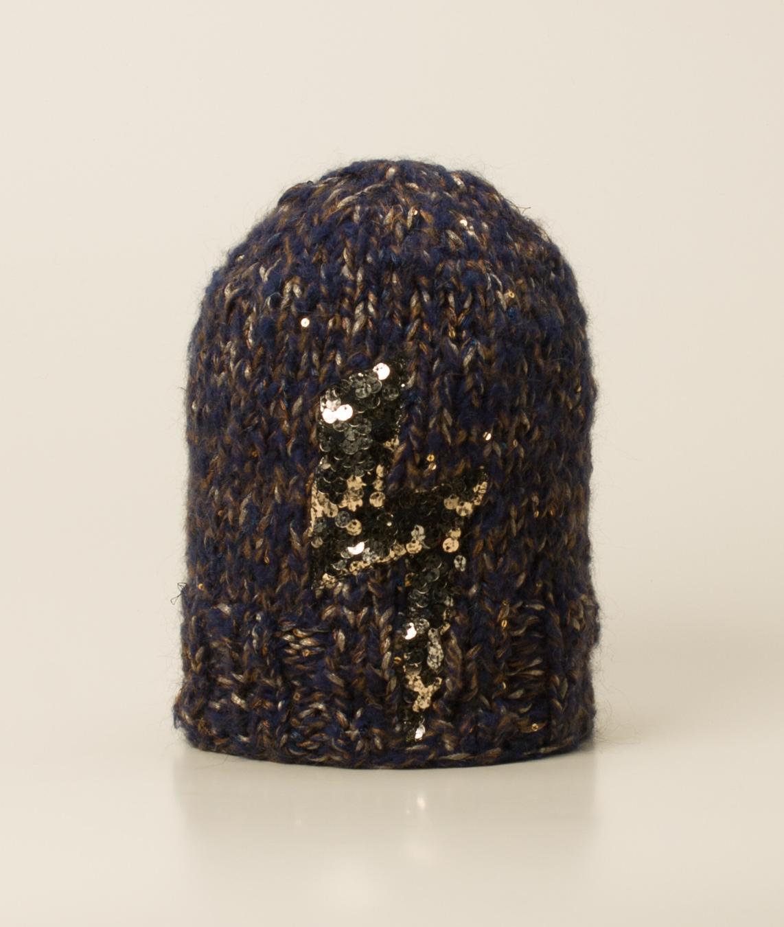 623ee503c90f21 Yippie Hippie Damen-Acces. Mütze in blau/gelb kaufen   Zumnorde ...
