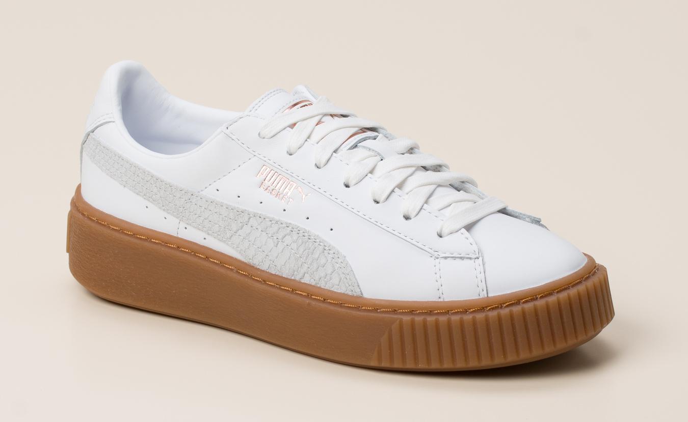 Puma Damen Sneaker in weiß kaufen | Zumnorde Online Shop