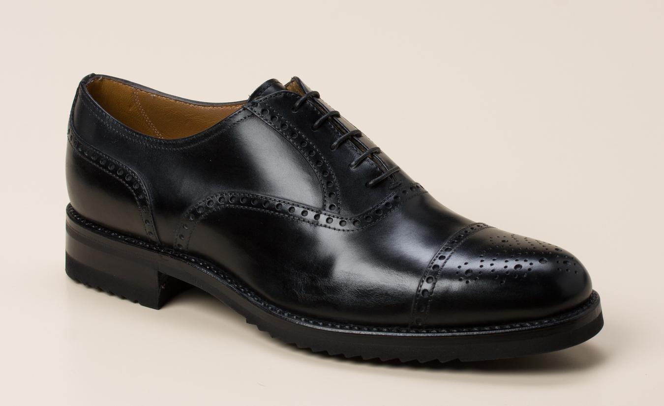 43602de6b2 Gravati Herren Schnürschuh in schwarz kaufen | Zumnorde Online-Shop