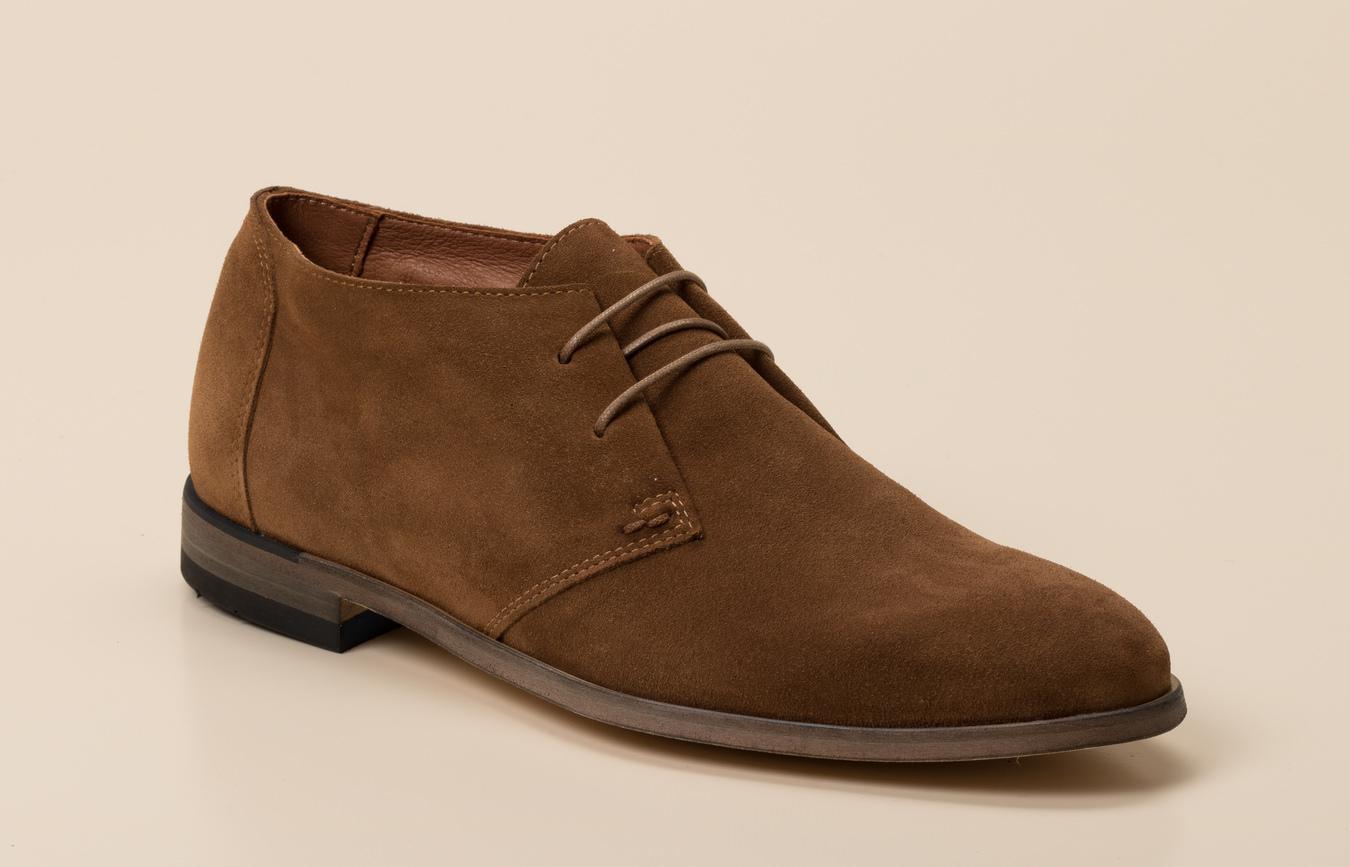 30d174695b6770 Ralph Harrison Herren Desert-Boots in cognac kaufen