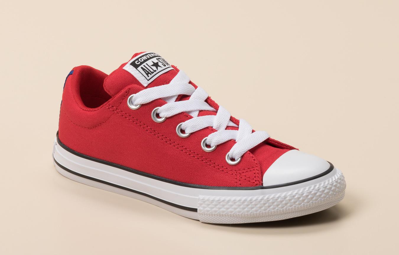 Converse Kinder Sneaker in rot kaufen | Zumnorde Online Shop