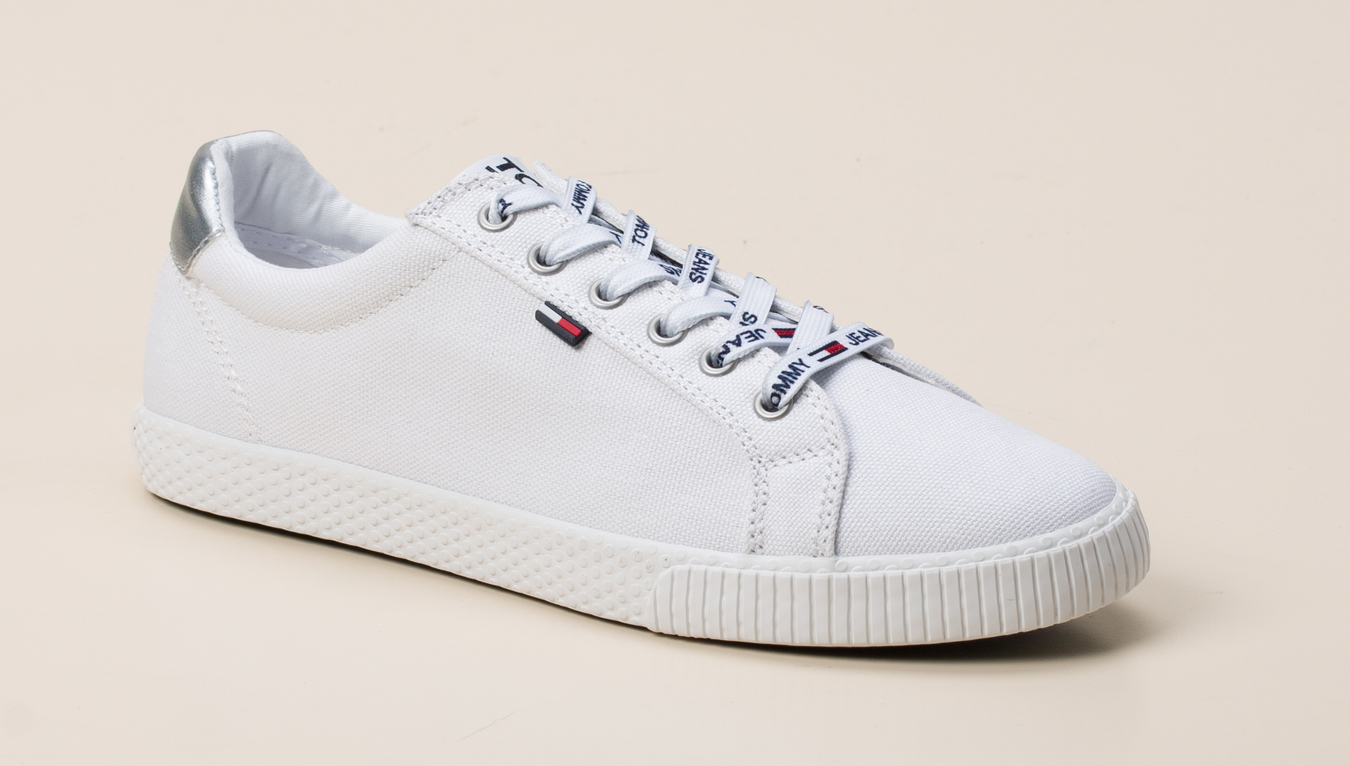 Tommy Hilfiger Damen Sneaker in weiß kaufen   Zumnorde Online Shop