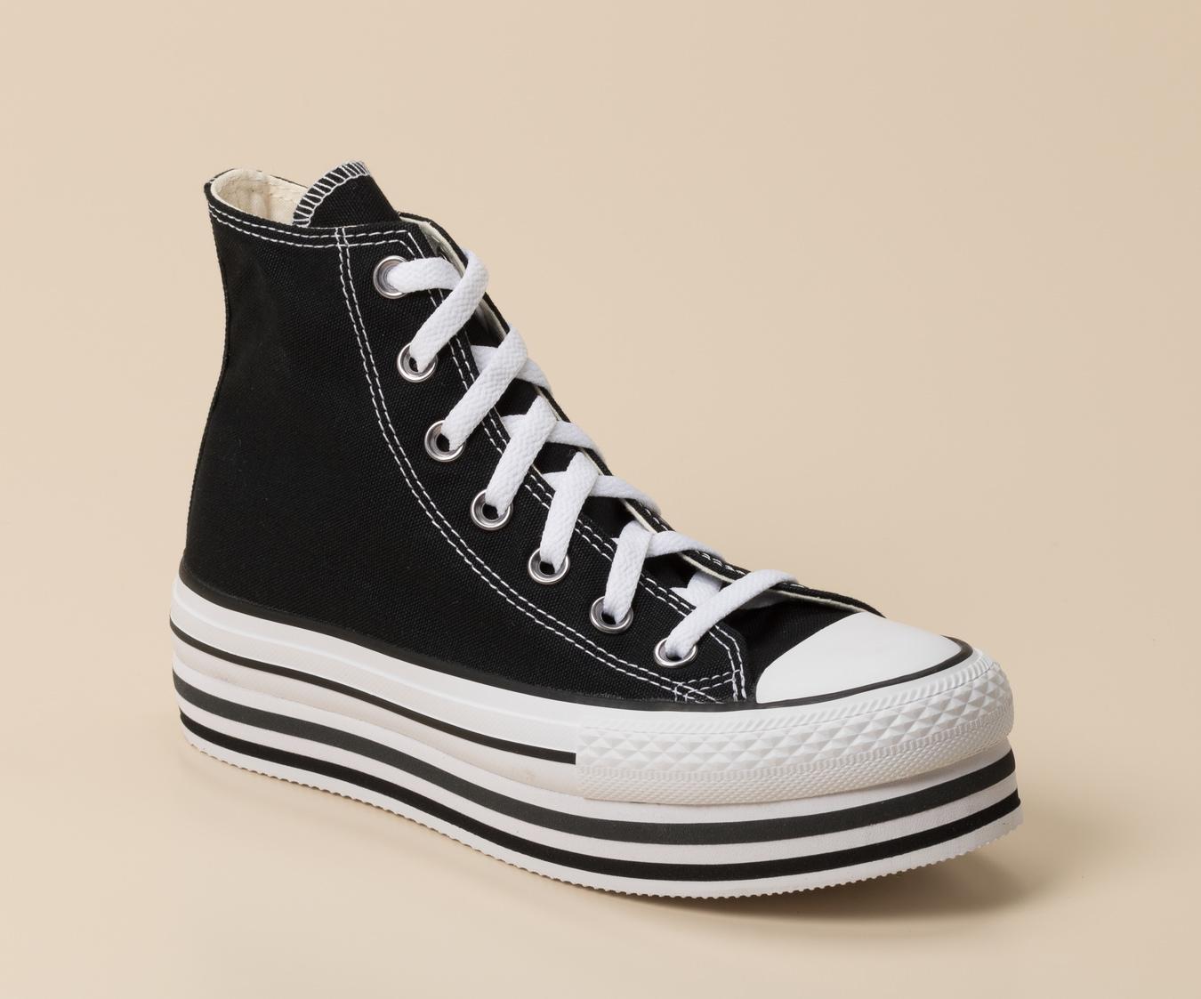 Converse Damen Sneaker high in schwarz kaufen | Zumnorde