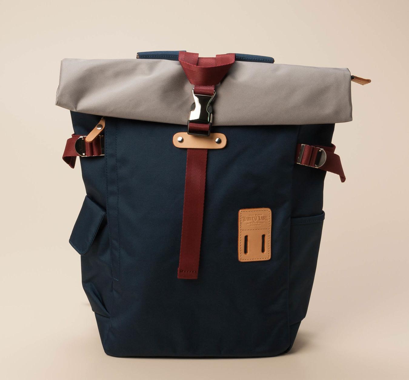 84ad551e113dc Harvest Label Damen-Acces. Rucksack in dunkelblau kaufen