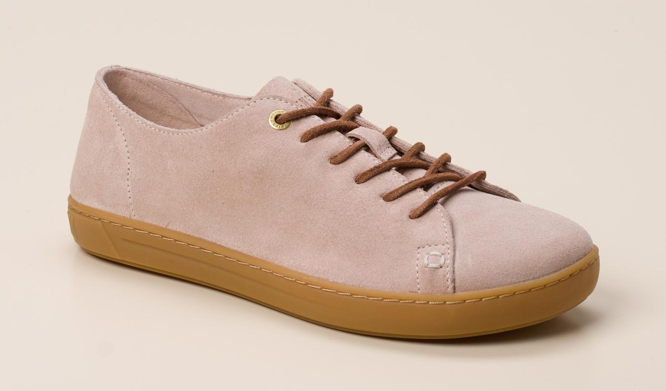814c56acc3b1e1 Birkenstock Damen Schnürschuh Arran in Pink kaufen