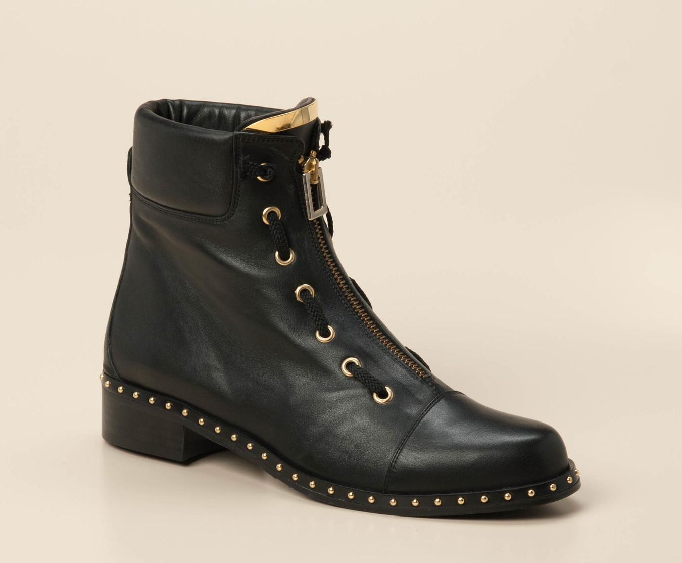 5bed227244 Konstantin Starke Damen Stiefelette in schwarz kaufen | Zumnorde ...