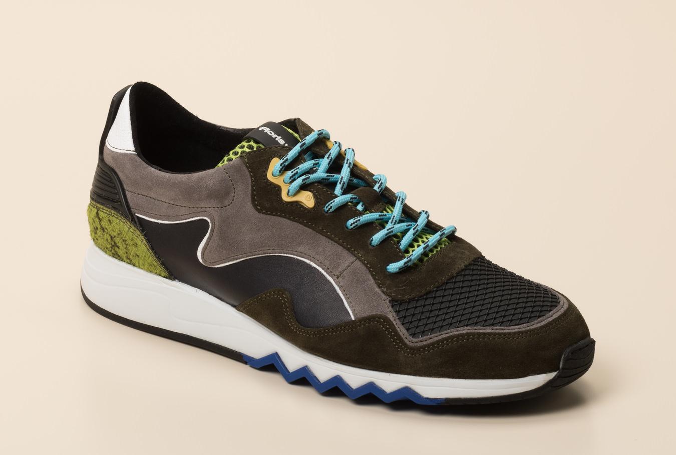 billiger Verkauf am besten geliebt großer Abverkauf Floris van Bommel Herren Sneaker in multi kaufen | Zumnorde Online-Shop