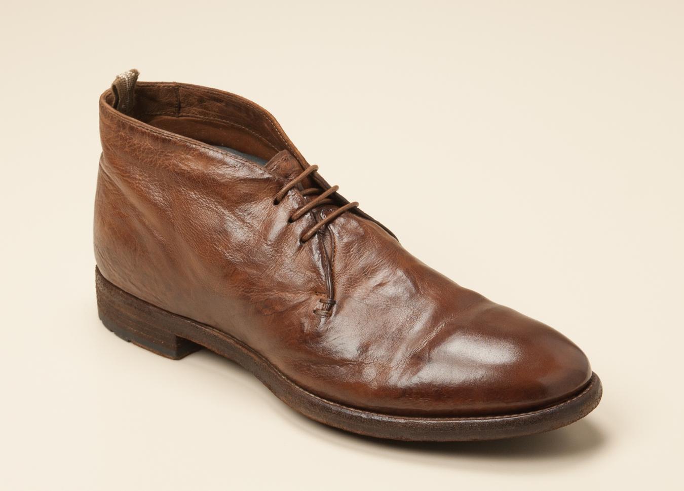 7fd5c4e8582901 Officine Creative Herren Boots in cognac kaufen