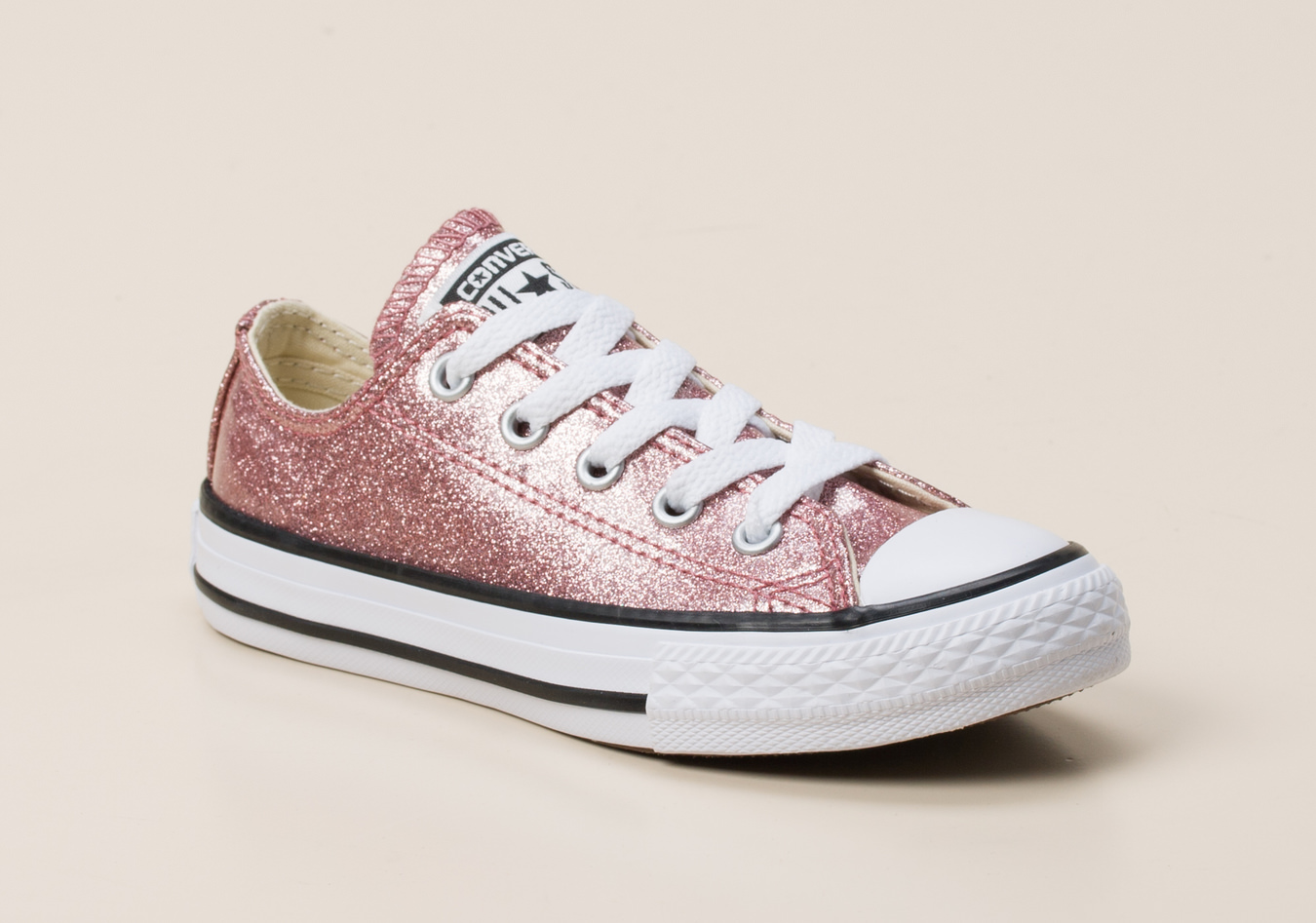 Converse All Star OX Kinder red Canvas 136762 [Sneaker