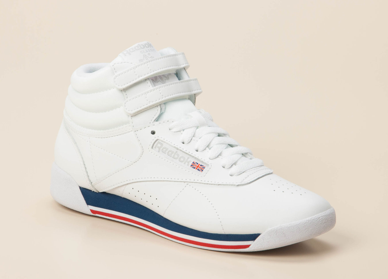 reebok classic high weiß