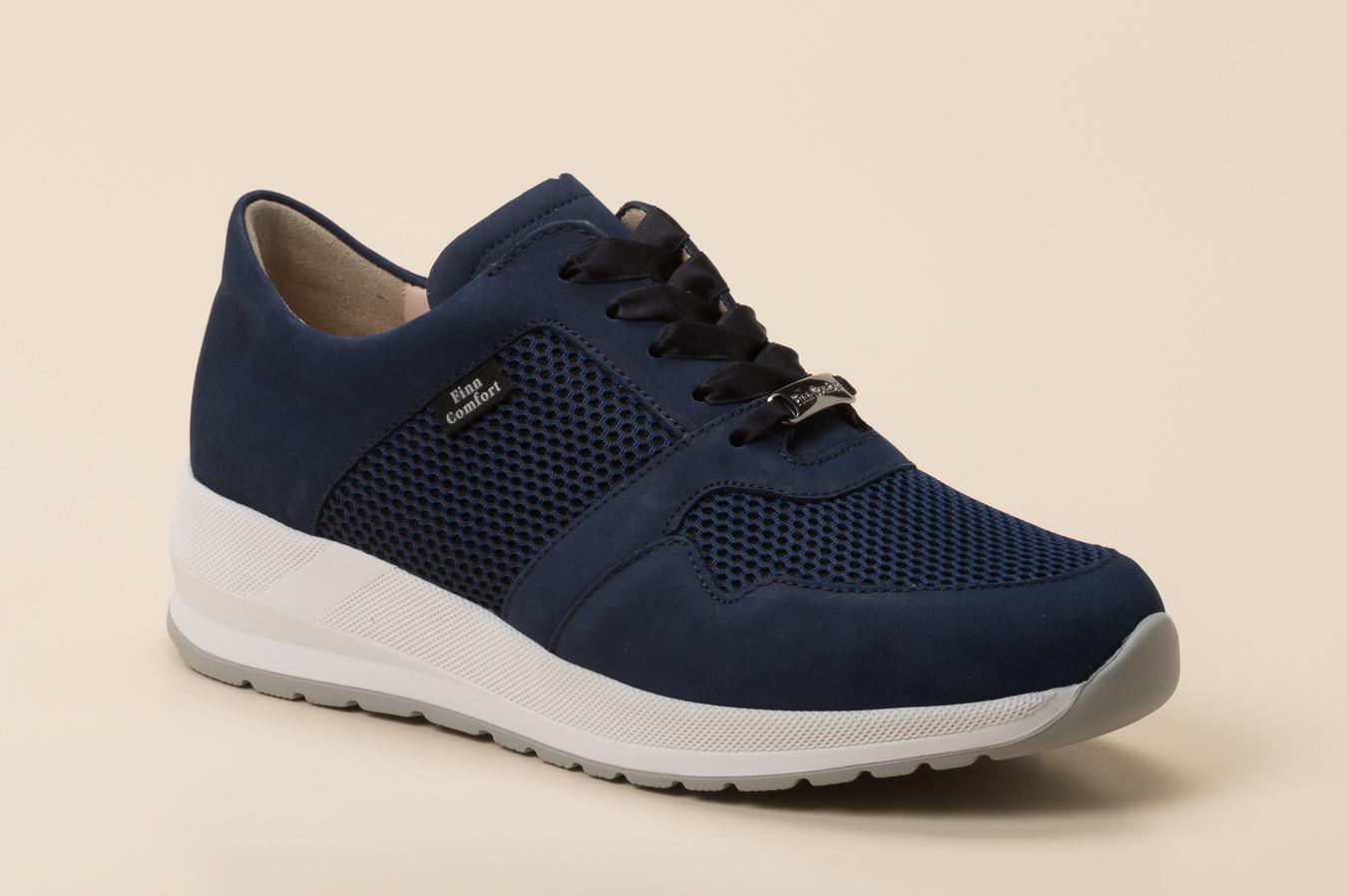 bester Lieferant heißer verkauf rabatt neueste Finn Comfort Damen Sneaker in dunkelblau kaufen | Zumnorde Online-Shop