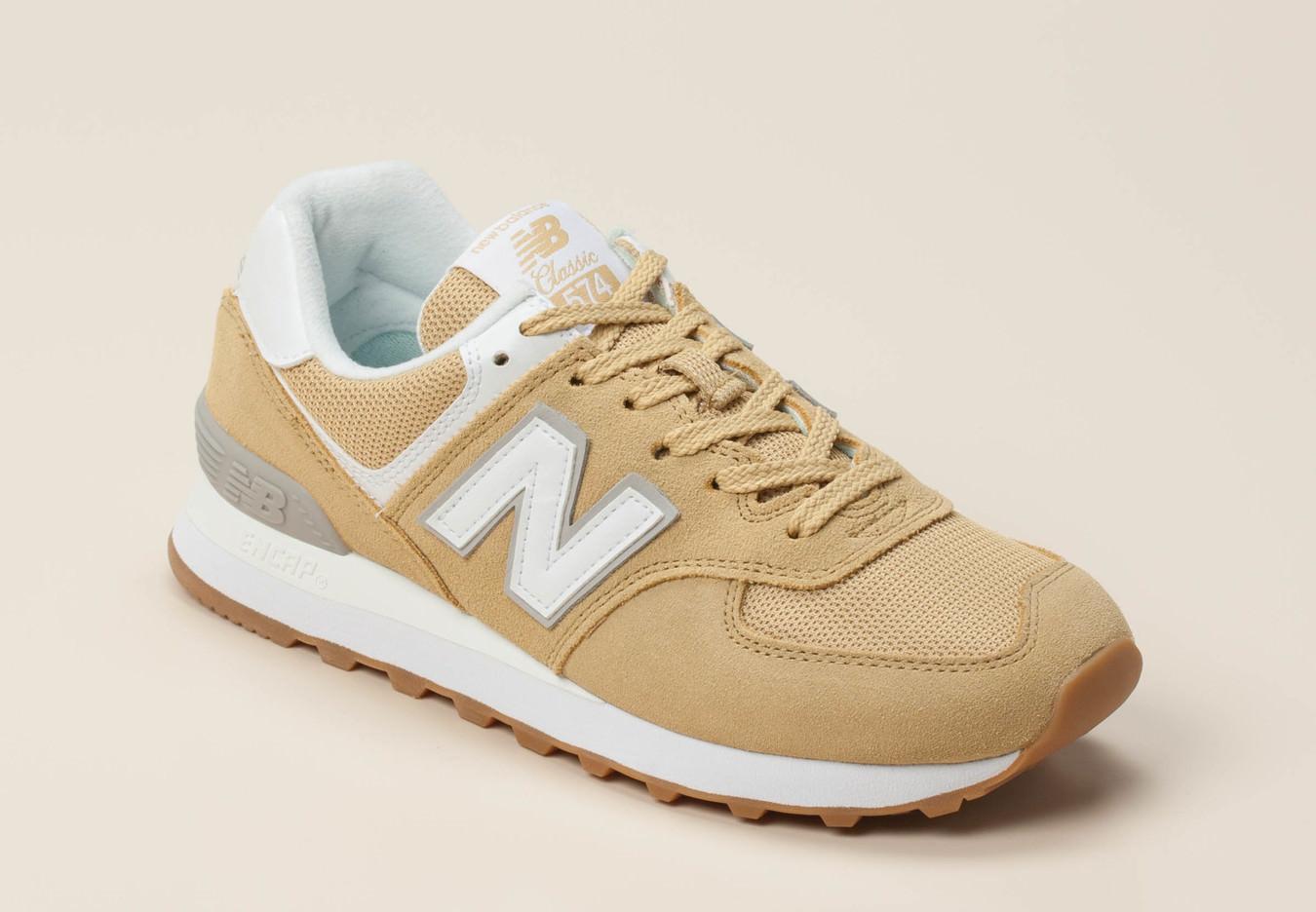 New Balance Damen Sneaker in gelb kaufen | Zumnorde Online-Shop