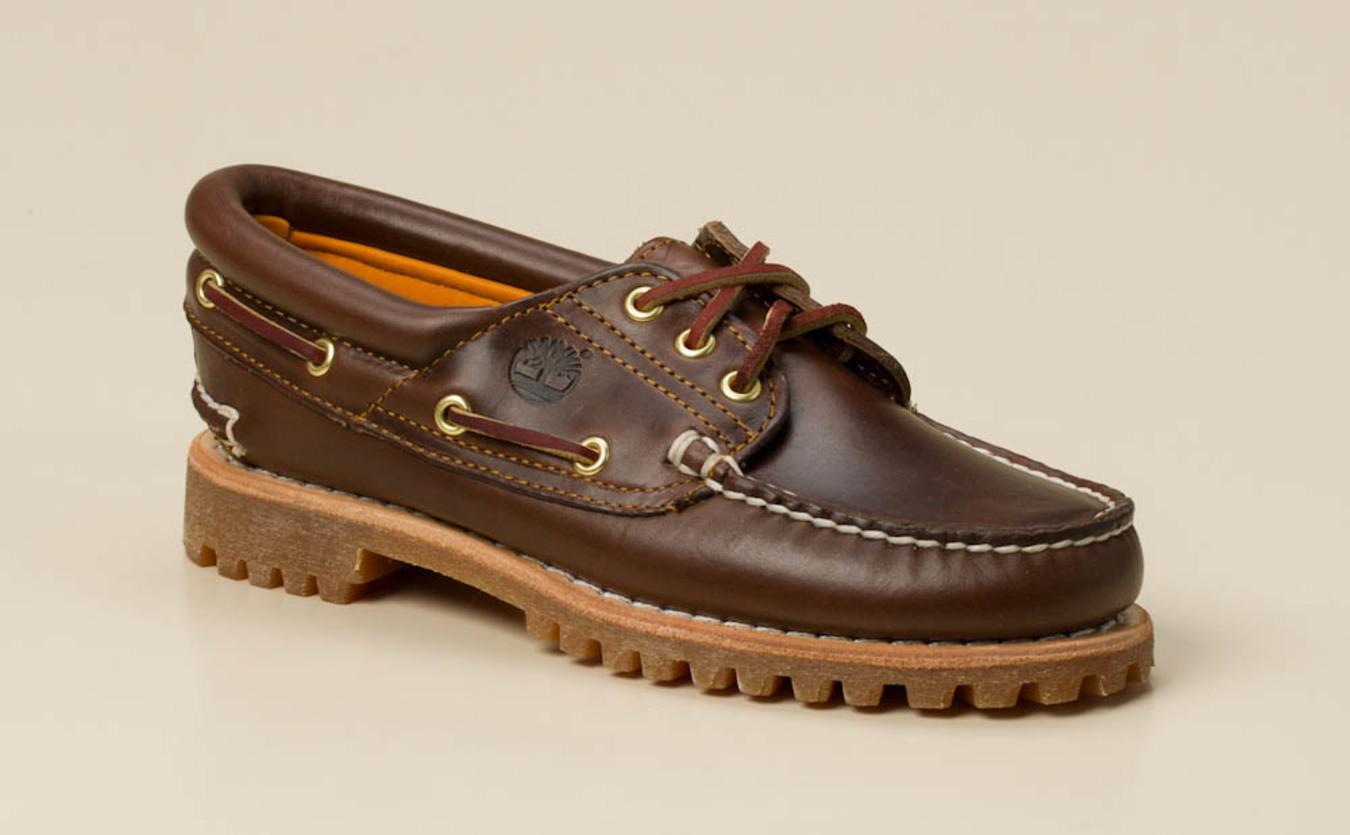 Timberland Schnürschuh dunkelbraun   Schuhe