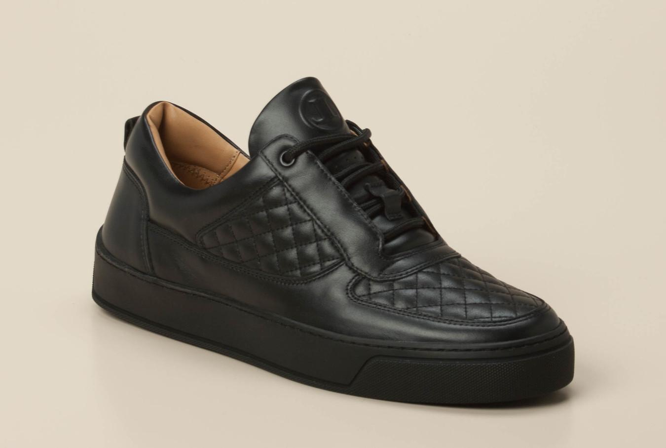 71d502a7f701a7 Leandro Lopes Herren Sneaker in schwarz kaufen
