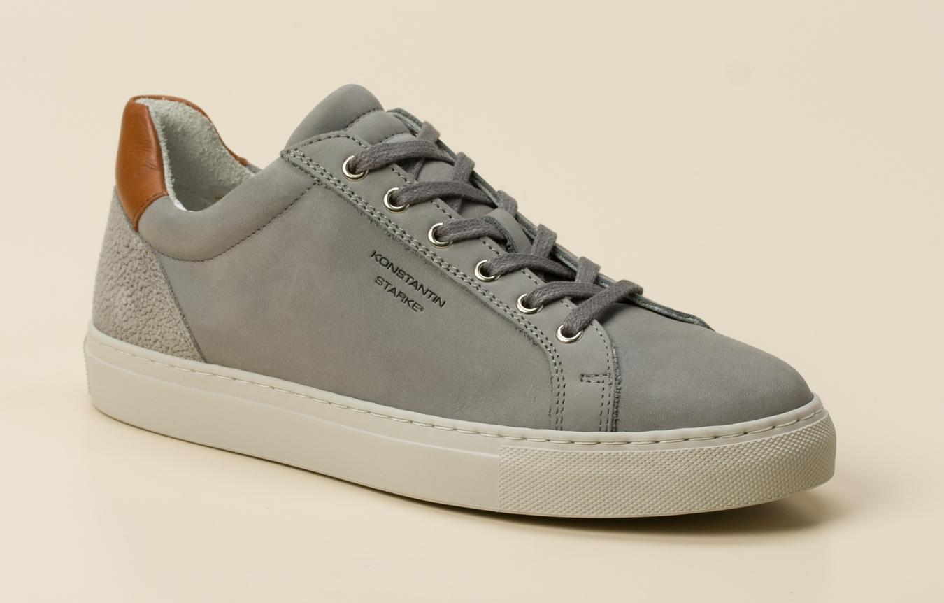Konstantin Starke Herren Sneaker in grau kaufen   Zumnorde Online Shop