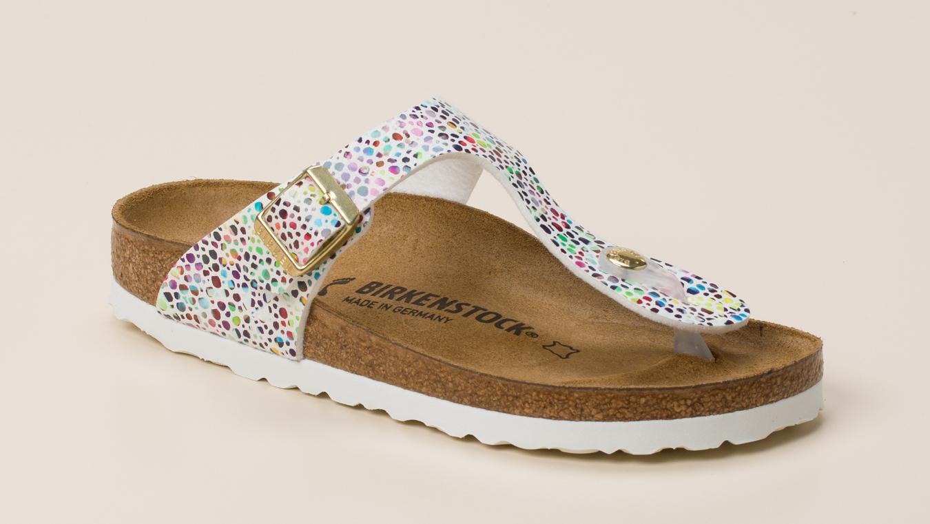 d7525aa6fb3e2c Birkenstock Kinder Zehentrenner-Sandale in weiß kaufen
