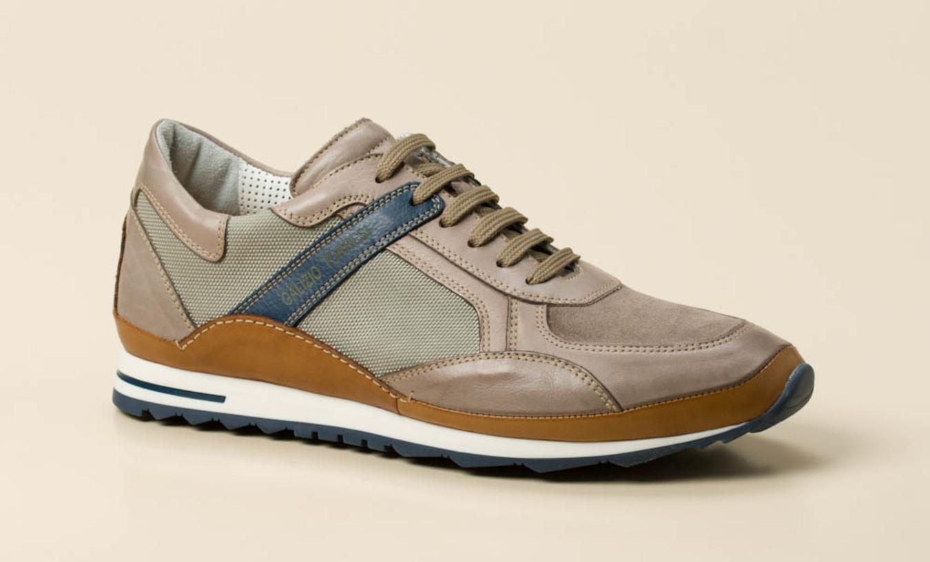 3fca57efe24aae Galizio Torresi Herren Sneaker in grau kaufen