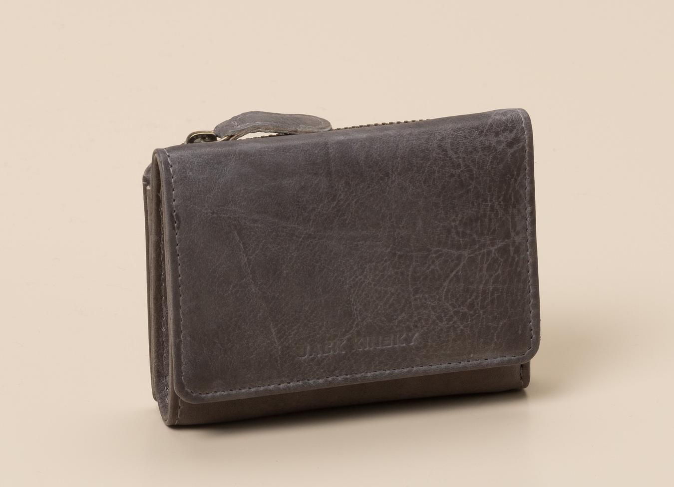 3ba436275eb2c Jack Kinsky Damen-Acces. Geldbörse in grau kaufen