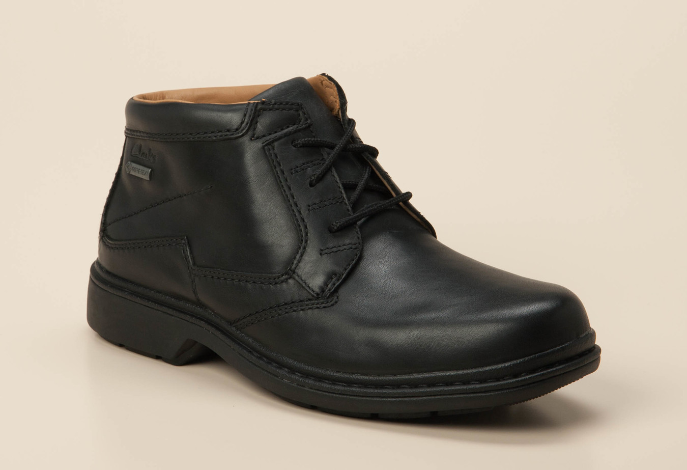 Stiefel von Clarks in Schwarz für Herren