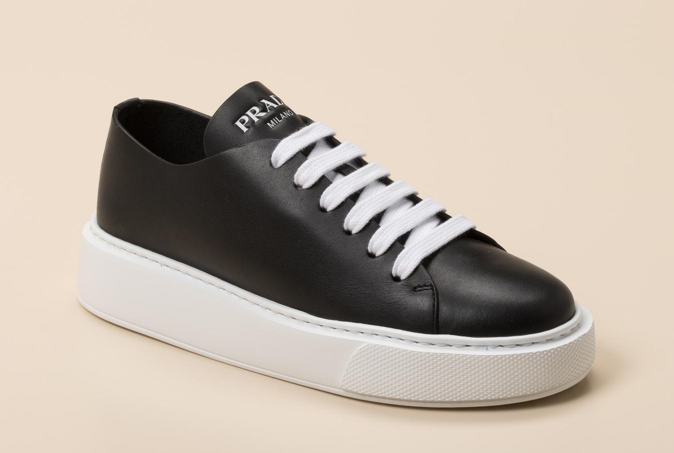 Prada Damen Sneaker in schwarz kaufen | Zumnorde Online Shop