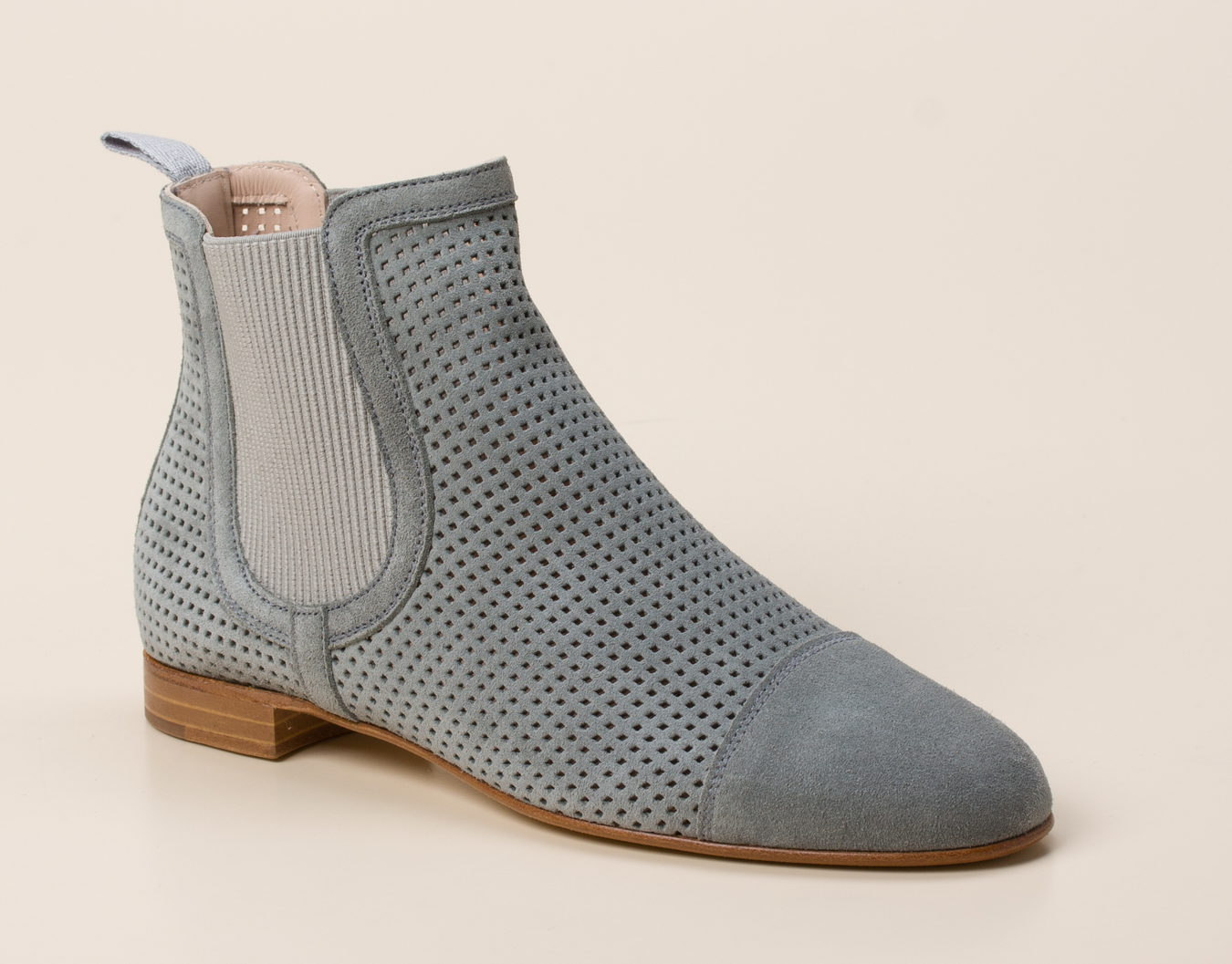 244c5b01eff4d4 Pertini Damen Chelsea-Stiefelette in grau kaufen