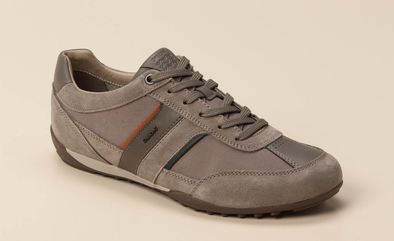 Geox Herren Sneaker in grau kaufen | Zumnorde Online Shop