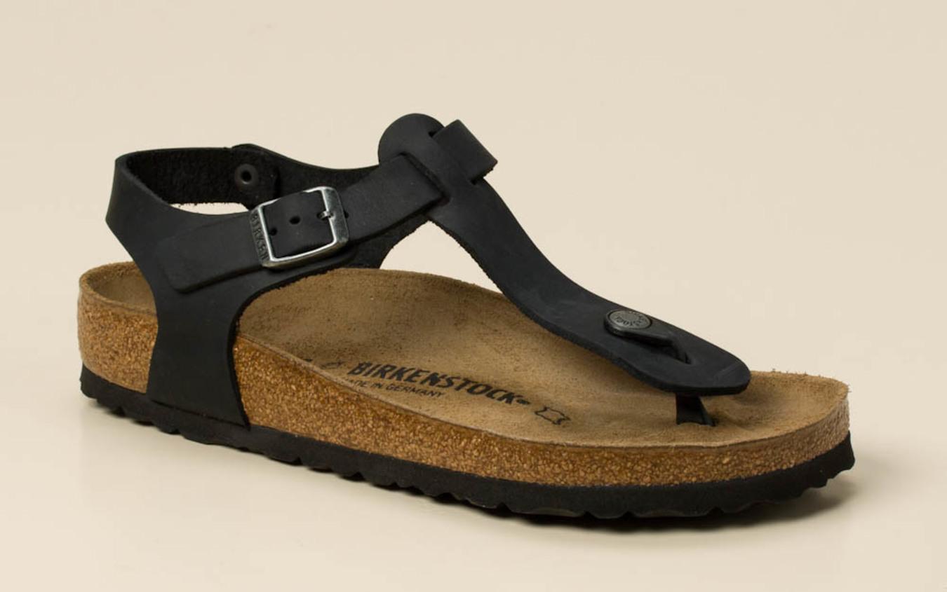 9166e73d492b39 Birkenstock Damen Sandale Kairo in schwarz kaufen