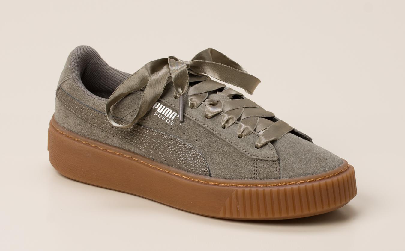 PUMA Sneakers in grün günstig kaufen   mirapodo