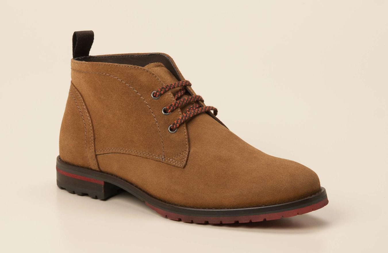 5346526d8aaf29 Ralph Harrison Herren Boots in mittelbraun kaufen