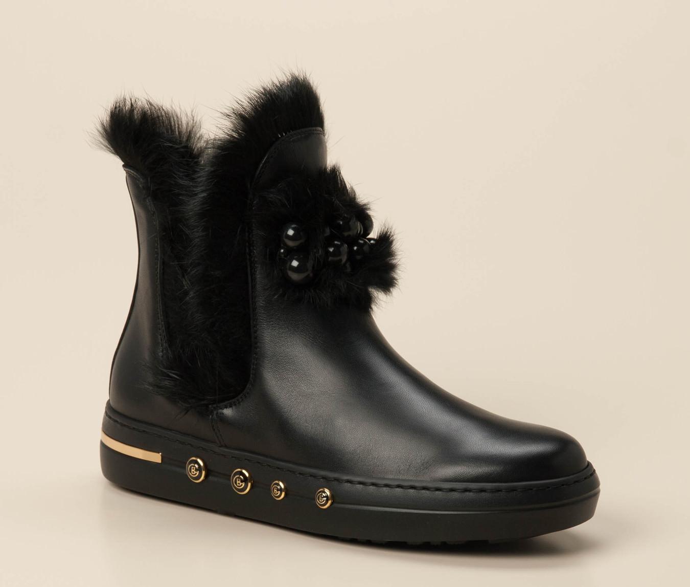 d1575146678e4 Baldinini Damen Stiefelette in schwarz kaufen   Zumnorde Online-Shop