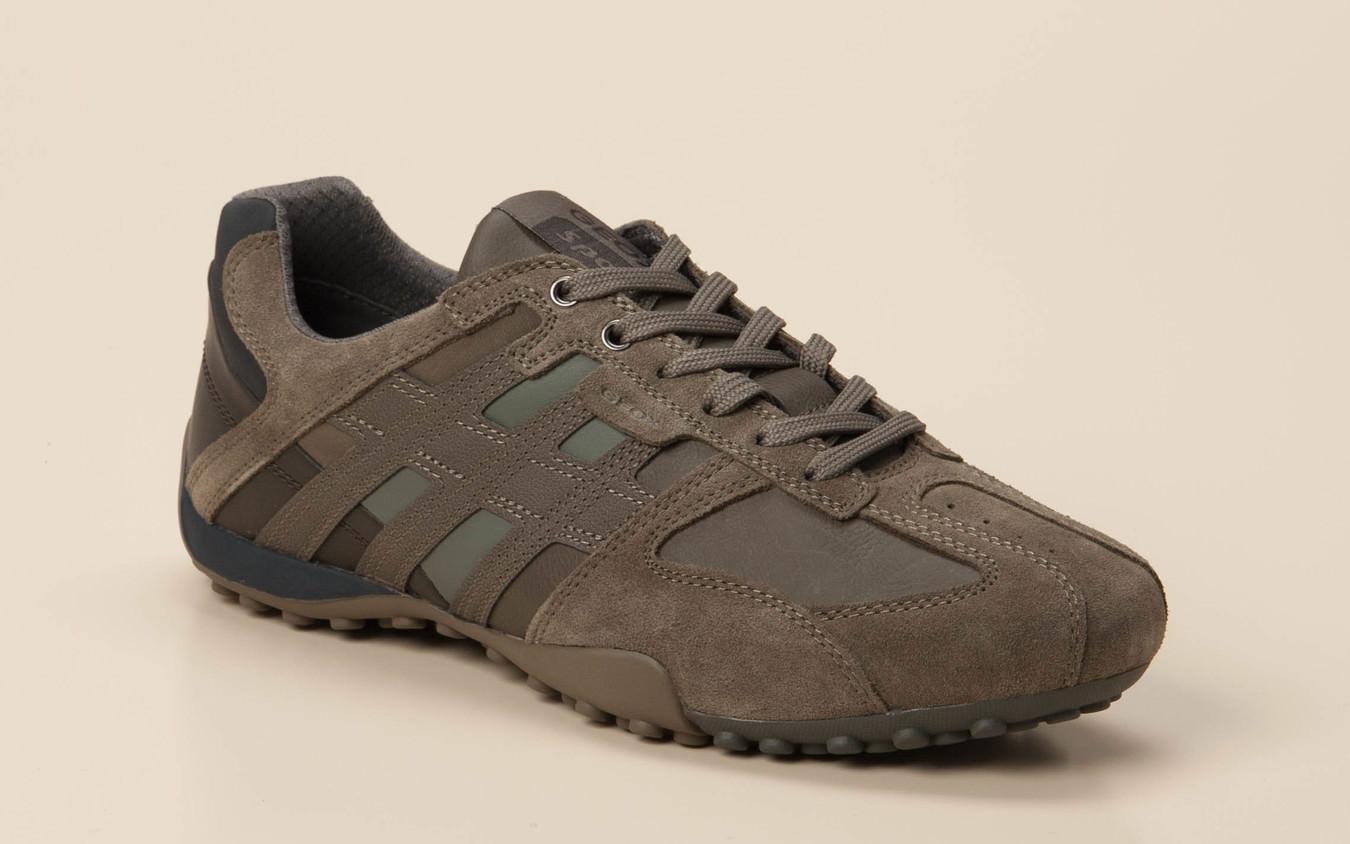 suche nach neuesten neue Liste billiger Verkauf Geox Herren Sneaker in taupe kaufen   Zumnorde Online-Shop