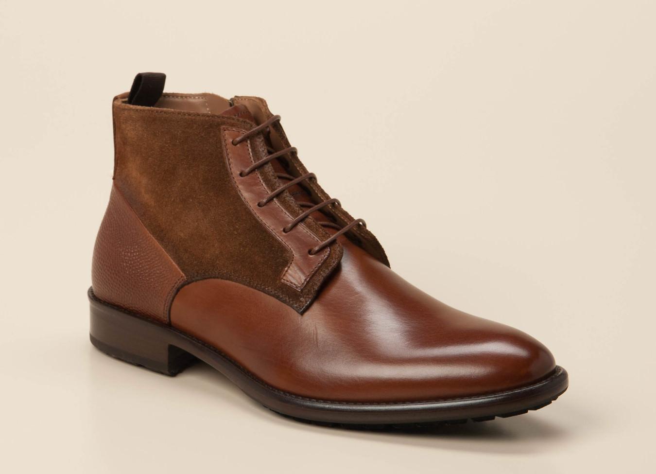 dfff70deb7e132 Ralph Harrison Edition Herren Boots in mittelbraun kaufen
