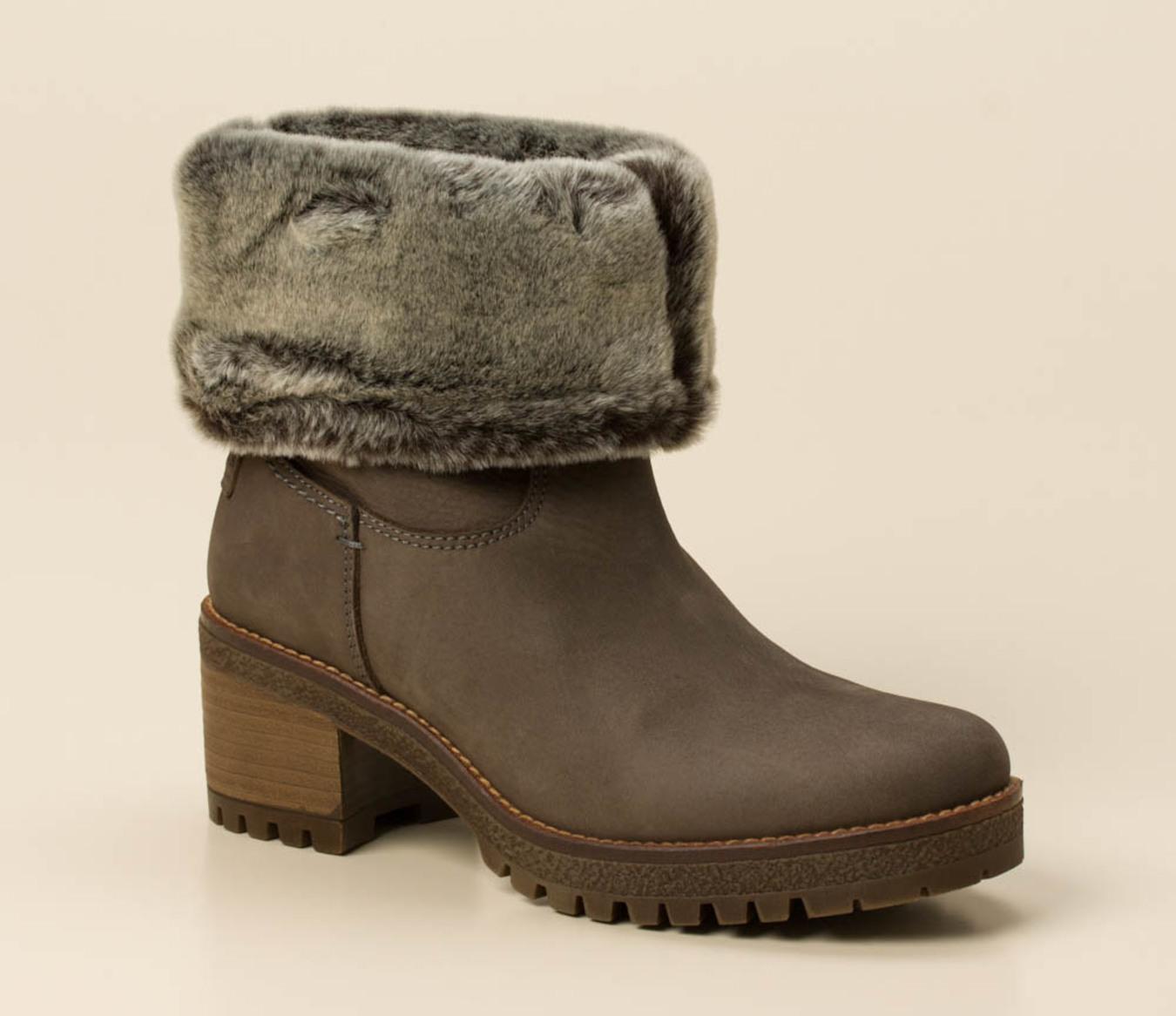 840e56b08a7da4 Panama Jack Damen Stiefelette in grau kaufen
