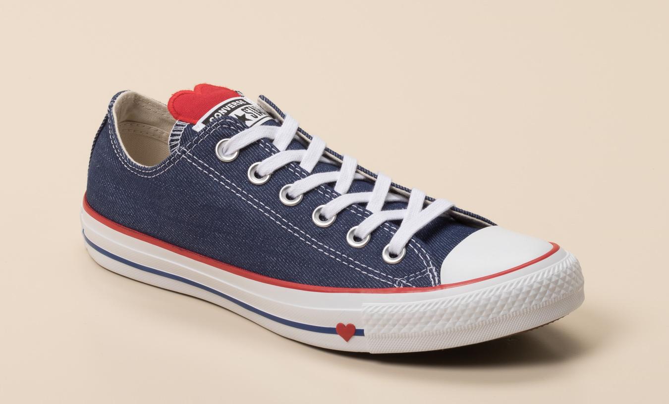 Converse Damen Sneaker in dunkelblau kaufen | Zumnorde Online Shop