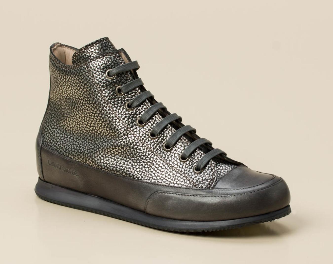 bb0724516fa68b Candice Cooper Damen Sneaker high in silber kaufen