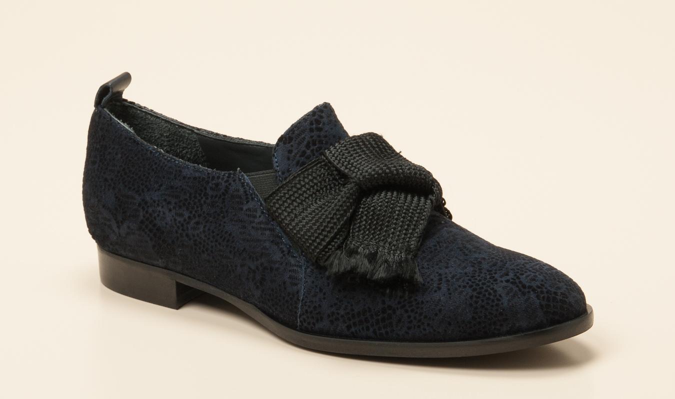 26498b4b9dca25 Maripé Damen Slipper in schwarz grau kaufen