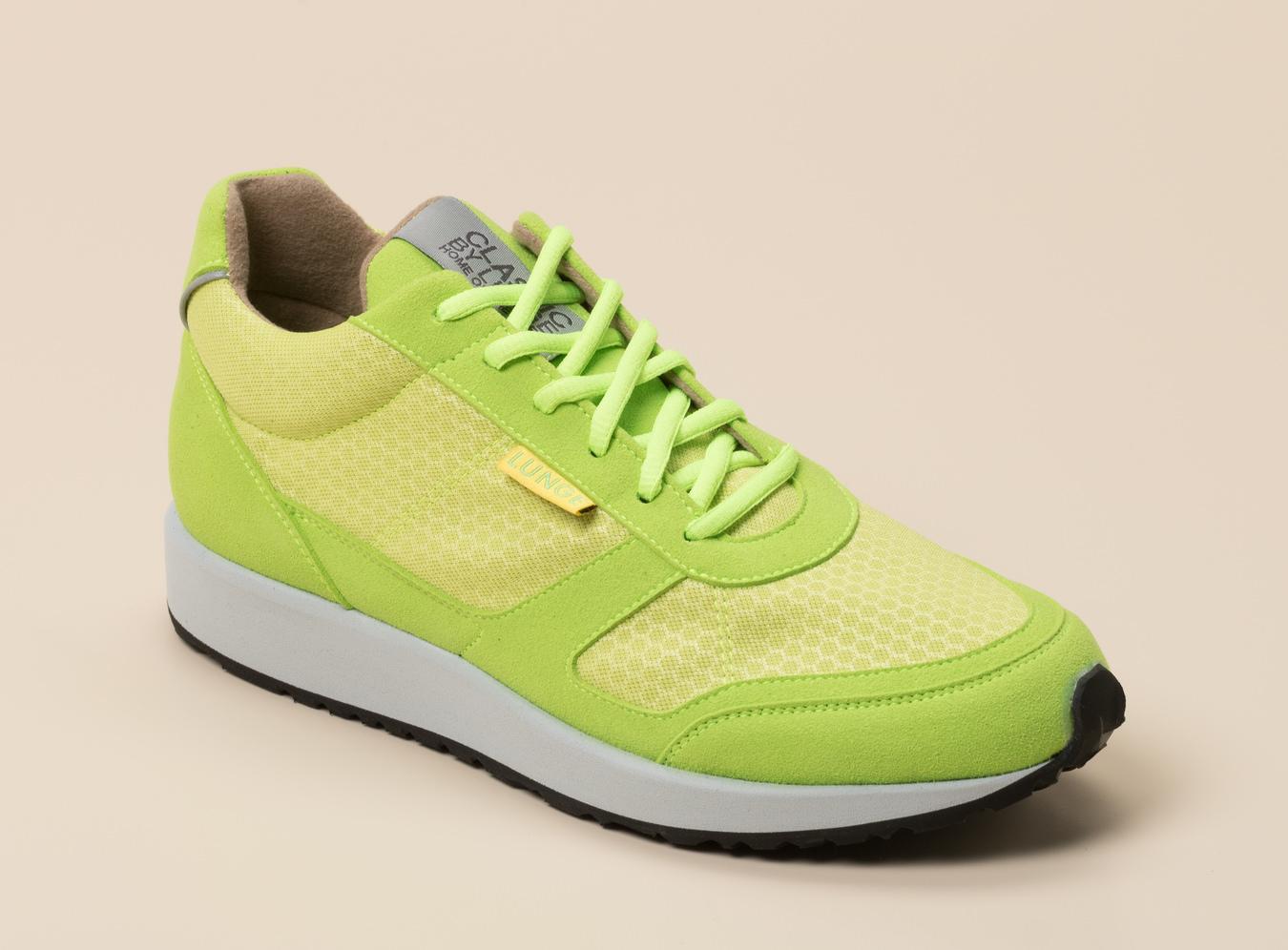 Lunge Damen Sneaker in gelb kaufen | Zumnorde Online Shop